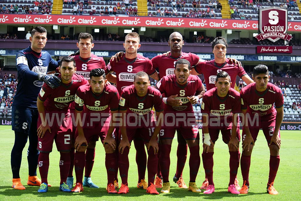 Video - Saprissa golea 5 a 0 al último lugar de la tabla